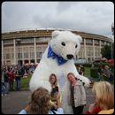 Белый Медведь (пневмокостюм)